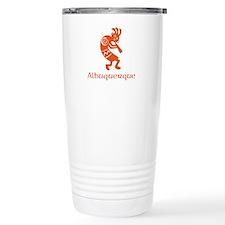 Albuquerque Kokopelli Travel Mug