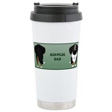 Cute Berner dad Travel Mug