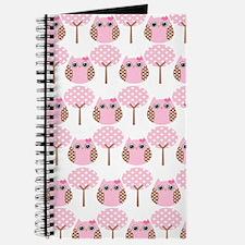 Pink Owls Journal