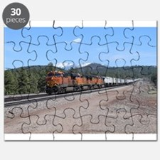BNSF in Arizona 1 Puzzle