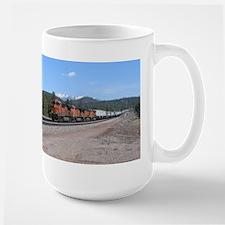 BNSF in Arizona 1 Mugs
