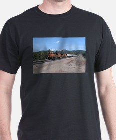 BNSF in Arizona 1 T-Shirt