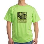 Robert Stroud Green T-Shirt