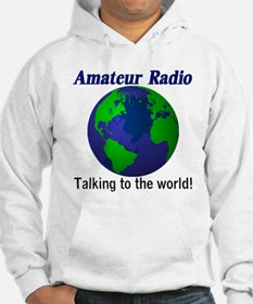 Talking To The World Hoodie