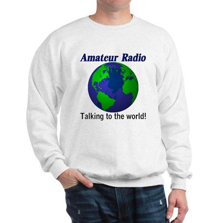 Talking To The World Sweatshirt