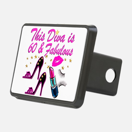60TH DAZZLING DIVA Hitch Cover
