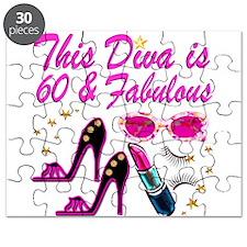 60TH DAZZLING DIVA Puzzle