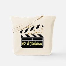60TH DAZZLING DIVA Tote Bag