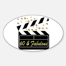 60TH DAZZLING DIVA Decal