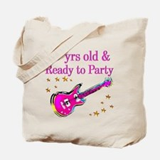 60TH ROCK STAR Tote Bag