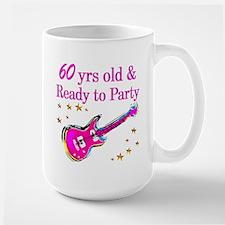 60TH ROCK STAR Mug