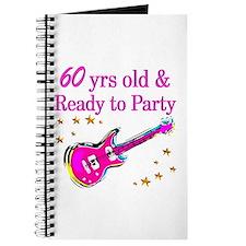 60TH ROCK STAR Journal