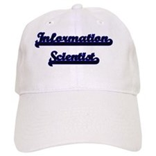 Information Scientist Classic Job Design Baseball Cap
