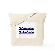 Information Technologist Classic Job Desi Tote Bag