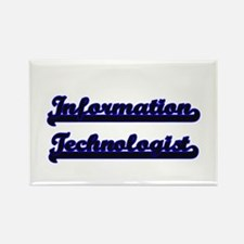 Information Technologist Classic Job Desig Magnets