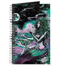 Mermaid Siren Atlantis Pearl Journal
