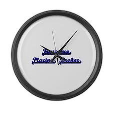 Insurance Placing Broker Classic Large Wall Clock