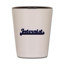 Internist Classic Job Design Shot Glass