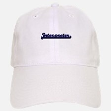Interpreter Classic Job Design Baseball Baseball Cap
