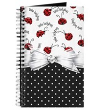 Ladybug Dreams Journal