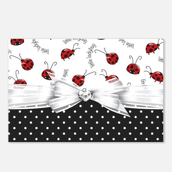 Ladybug Dreams Postcards (Package of 8)