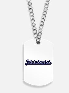 Iridologist Classic Job Design Dog Tags