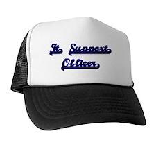 It Support Officer Classic Job Design Trucker Hat