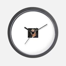 Cute Lena Wall Clock
