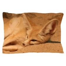 Fennec Fox Pillow Case