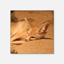 Fennec Fox Sticker