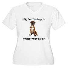 Personalized Boxe T-Shirt