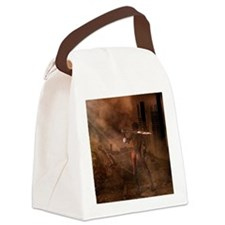 End Times Canvas Lunch Bag