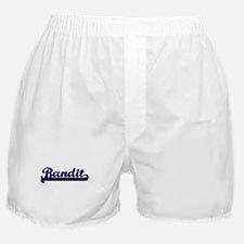 Bandit Classic Job Design Boxer Shorts