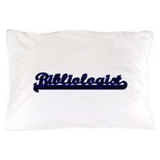 Bibliologist Classic Job Design Pillow Case