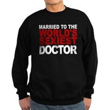 Married To The Worlds Sexiest Doctor Jumper Sweater