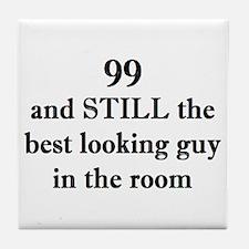 99 still best looking 2 Tile Coaster