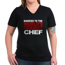 Married To The Worlds Sexiest Chef T-Shirt