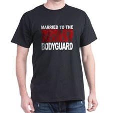 Married To The Worlds Sexiest Bodyguard T-Shirt