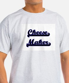Cheese Maker Classic Job Design T-Shirt