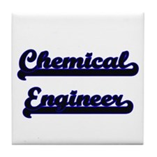 Chemical Engineer Classic Job Design Tile Coaster