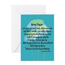 Nurse Prayer Greeting Cards