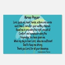 Nurse Prayer Postcards (Package of 8)