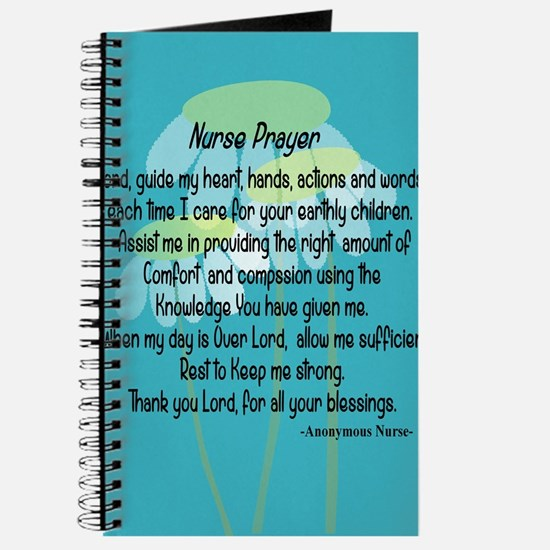 Nurse Prayer Journal