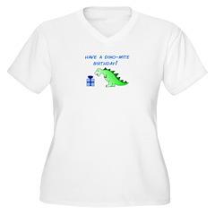 DINO-MITE BIRTHDAY! T-Shirt