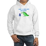DINO-MITE BIRTHDAY! Hooded Sweatshirt