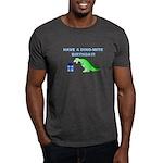 DINO-MITE BIRTHDAY! Dark T-Shirt