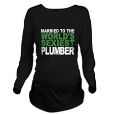 Married To The Worlds Sexiest Plumber Long Sleeve