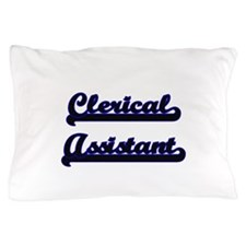 Clerical Assistant Classic Job Design Pillow Case