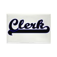 Clerk Classic Job Design Magnets