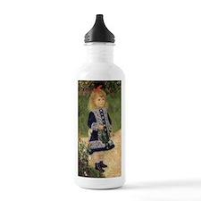 Renoir A Girl w Wateri Water Bottle